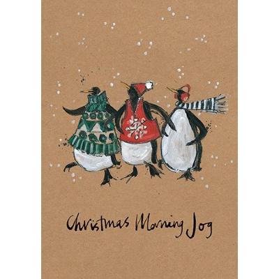 Christmas Morning Jog